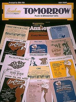 'Tomorrow' Plus 15 Broadway Hits  (Easy Piano (HL-00240991)