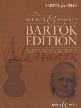 Bartók for Cello: Stylish Arrangements of Selected Highlights from the (HL-48024682)