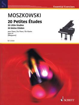 20 Little Studies Op. 91 (Piano) (HL-49046232)