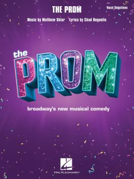 The Prom: Vocal Selections from Broadway's New Musical Comedy (HL-00289027)
