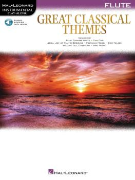 Great Classical Themes (Flute) (HL-00292727)