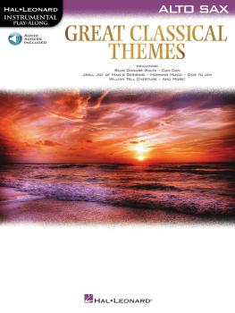 Great Classical Themes (Alto Sax) (HL-00292729)