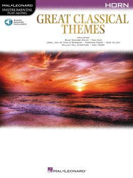 Great Classical Themes (Horn) (HL-00292733)