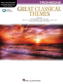 Great Classical Themes (Trombone) (HL-00292735)