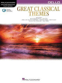 Great Classical Themes (Cello) (HL-00292738)