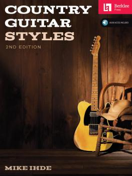 Country Guitar Styles - 2nd Edition (HL-00254157)