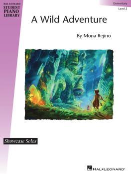 A Wild Adventure: Showcase Solos Elementary - Level 2 (HL-00298367)