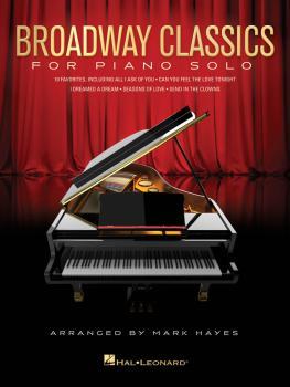 Broadway Classics for Piano Solo (HL-00274257)
