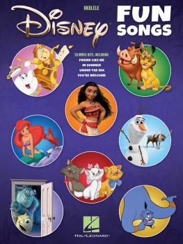Disney Fun Songs for Ukulele (HL-00291547)