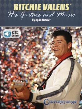 Ritchie Valens: His Guitars and Music (HL-00292570)