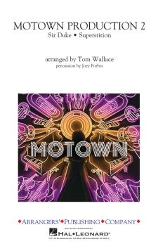 Motown Production 2 (from Motown Theme Show) (HL-00294541)