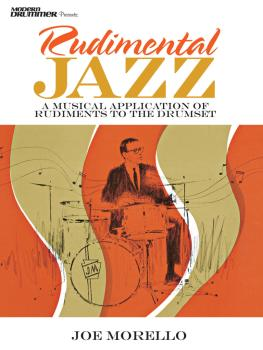 Rudimental Jazz: A Musical Application of Rudiments to the Drumset (HL-00299452)