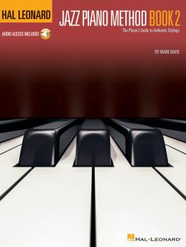 Hal Leonard Jazz Piano Method - Book 2: The Player's Guide to Authenti (HL-00236177)