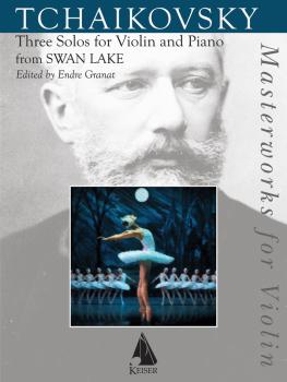 Swan Lake: Three Solos from the Ballet for Violin and Piano (HL-00298305)