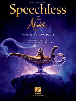 Speechless (from Aladdin) (HL-00300593)
