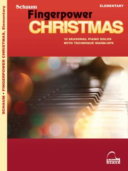 Fingerpower® Christmas: 10 Seasonal Piano Solos with Technique Warm-Up (HL-00298190)