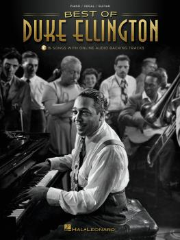 Best of Duke Ellington: 16 Songs with Online Audio Backing Tracks (HL-00289049)