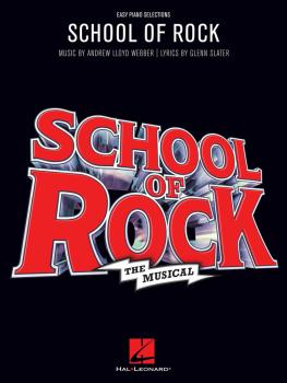 School of Rock: The Musical (HL-00295711)
