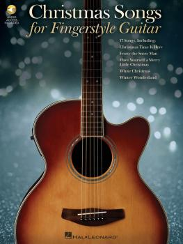 Christmas Songs for Fingerstyle Guitar (HL-00298645)