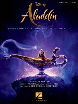 Aladdin: Songs from the 2019 Motion Picture Soundtrack (HL-00298948)