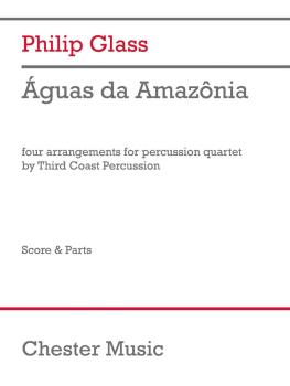 Águas Da Amazônia: arr. Third Coast Percussion (HL-50602134)