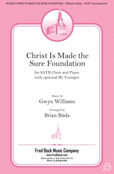 Christ Is Made the Sure Foundation (HL-00292852)