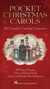 Pocket Christmas Carols: The Complete Caroling Companion (HL-00295204)