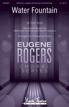 Water Fountain: Eugene Rogers Choral Series (HL-00300240)