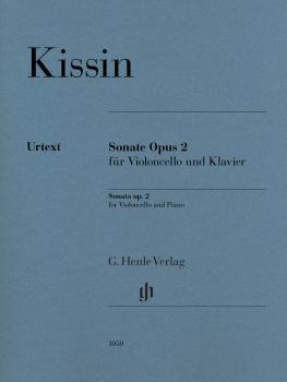 Cello Sonata Op. 2 (Cello and Piano) (HL-51481050)