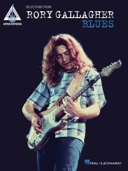 Selections from Rory Gallagher - Blues (HL-00295410)