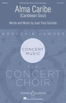 Alma Caribe (Caribbean Soul): Concert Music for the Concert Choir Seri (HL-48024537)