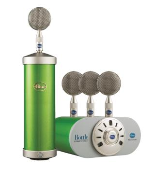 Bottle Mic Locker - Flagship Tube Microphone and Capsule Collection (C (HL-00323290)