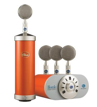 Bottle Mic Locker - Flagship Tube Microphone and Capsule Collection: C (HL-00323292)