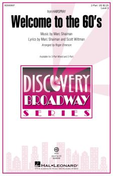Welcome To The 60's (from Hairspray) (Discovery Level 3) (HL-00300597)