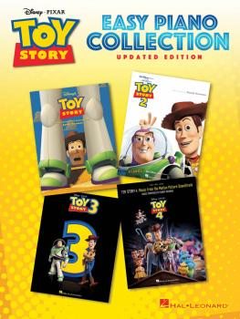 Toy Story Easy Piano Collection - Updated Edition (HL-00302335)