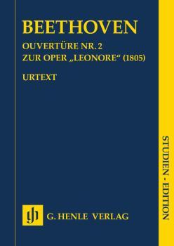 Overture No. 1 (for the Opera 'Leonore' 1807 Study Score) (HL-51489045)