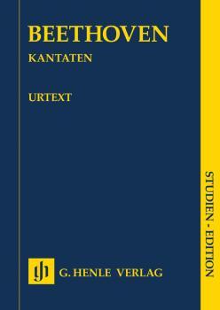 Cantatas (Study Score) (HL-51489549)
