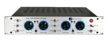 Summit TPA-200b Dual Tube Microphone and Line Preamp (BL-00125706)