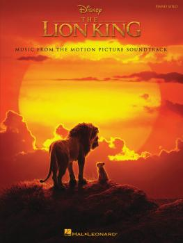 The Lion King: Music from the Disney Motion Picture Soundtrack (HL-00319552)