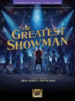 The Greatest Showman (Intermediate Piano Duet 1 Piano, 4 Hands) (HL-00295078)