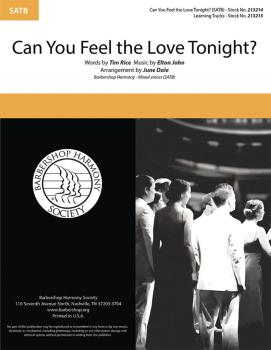 Can You Feel the Love Tonight? (HL-00325415)