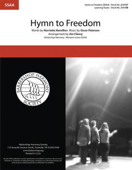 Hymn to Freedom (HL-00325447)
