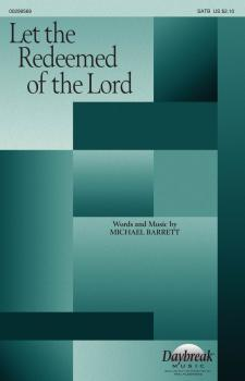 Let the Redeemed of the Lord (HL-00299569)