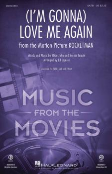 (I'm Gonna) Love Me Again (from Rocketman) (HL-00304813)