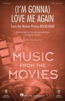 (I'm Gonna) Love Me Again (from Rocketman) (HL-00304814)