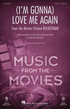 (I'm Gonna) Love Me Again (from Rocketman) (HL-00304815)
