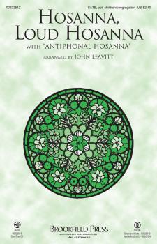 Hosanna, Loud Hosanna (with Antiphonal Hosanna) (HL-00322512)