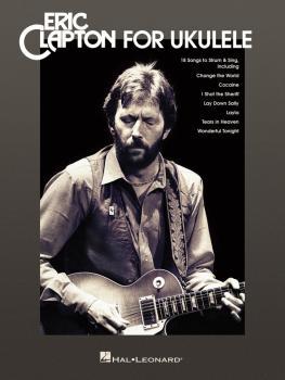 Eric Clapton for Ukulele (HL-00277358)