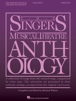 Singer's Musical Theatre Anthology - Volume 7 (Soprano Book) (HL-00287553)