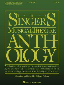 Singer's Musical Theatre Anthology - Volume 7 (Tenor Book) (HL-00287555)